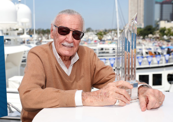 Stan Lee might be the wokest 94-year old on Earth