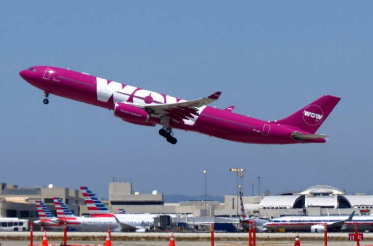 WOW Air Has More $69 Flights to Europe