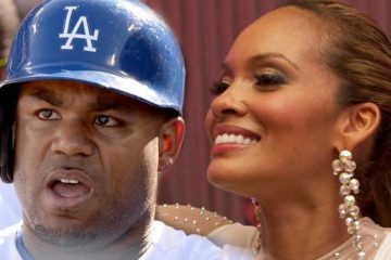 carl crawford & evelyn lozada