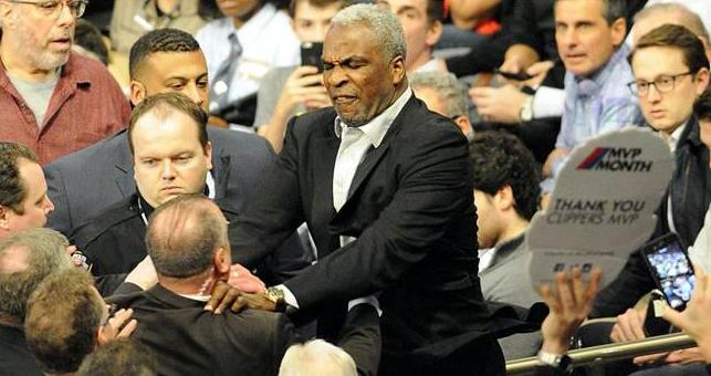Charles Oakley Rips into Knicks Owner James Dolan in New Lawsuit