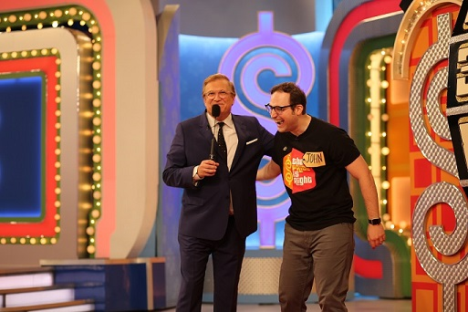 drew carey & john teti - the price is right