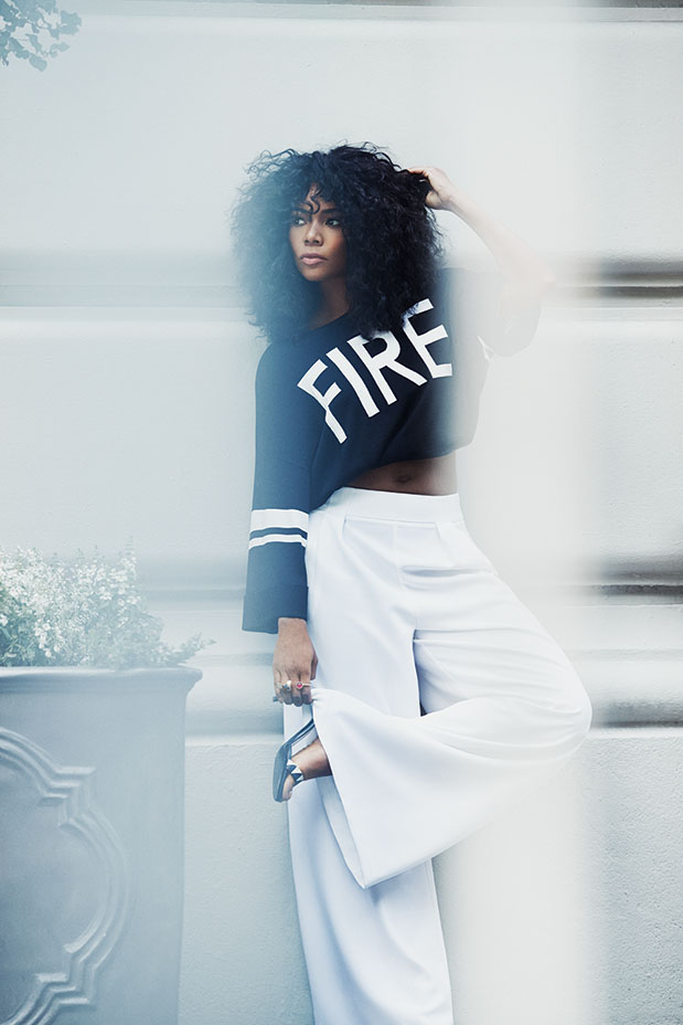 Gabrielle Union Teams With New York & Co. for First Fashion Line ...