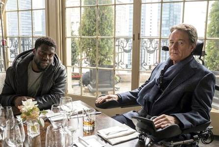 The Upside: Kevin Hart, Bryan Cranston