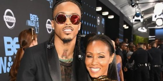 Jada Supports August Alsina As He Reunites With His Mother Powerful Videos
