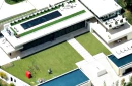 jay-z beyonce la mansion home-house - screenshot-entertainmenttonight