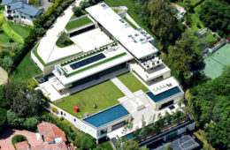 jay-z & beyonce - new house-mansion