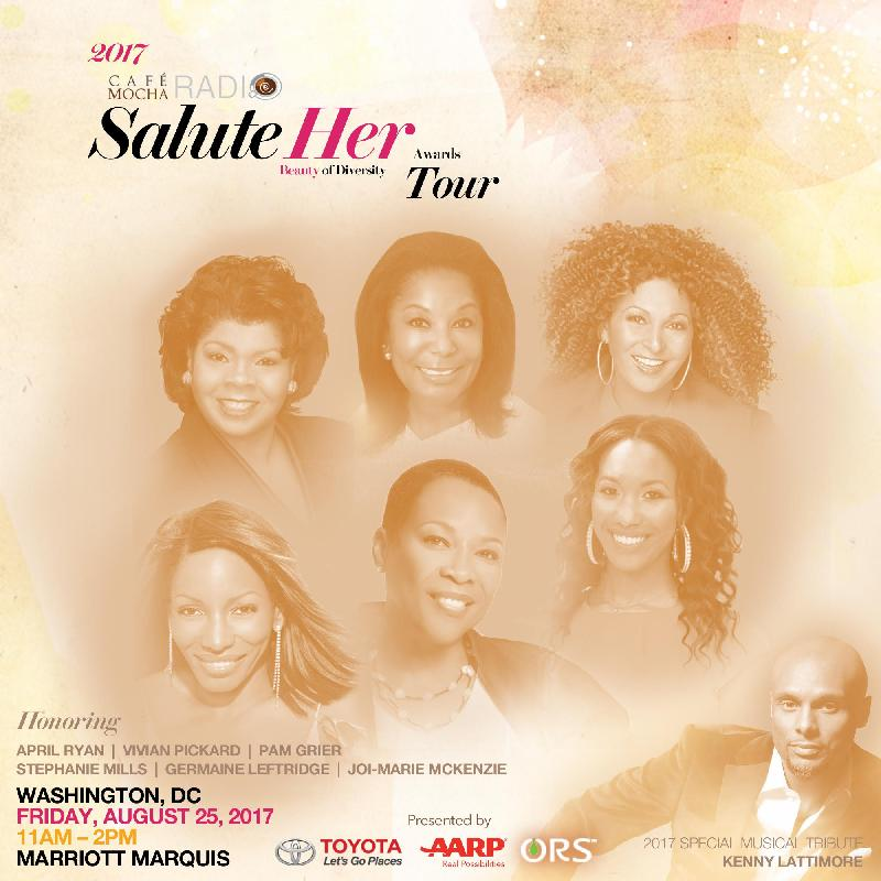 salute her - promo