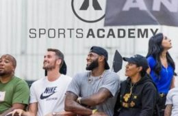 sports academy - love-james