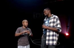 swoozie & kevin durant
