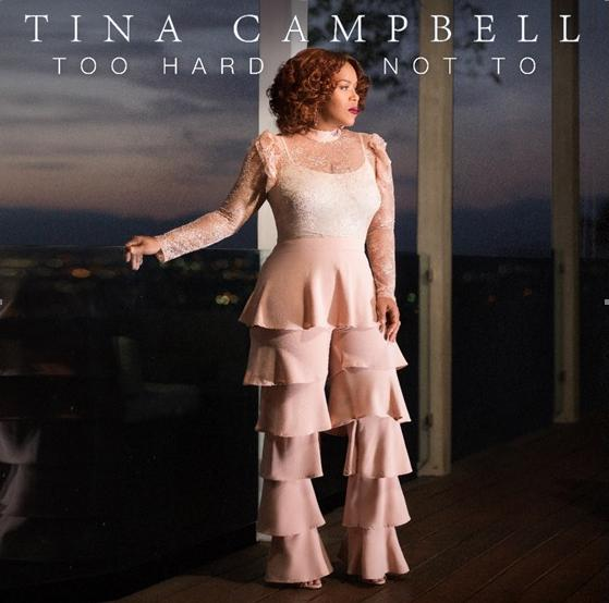 tina campbell - to hard not to cover pic