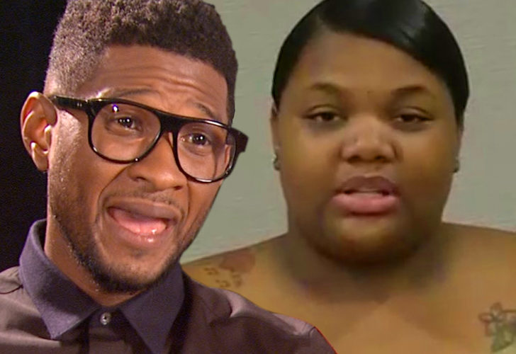 Usher tells friends he was not at hotel with accuser