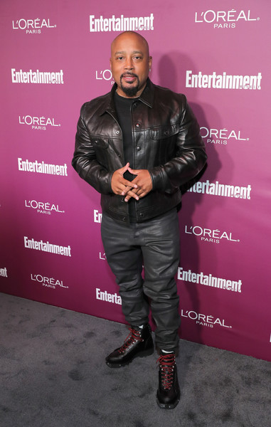 Daymond John attends the 2017 Entertainment Weekly Pre-Emmy Party at Sunset Tower on September 15, 2017 in West Hollywood, California.