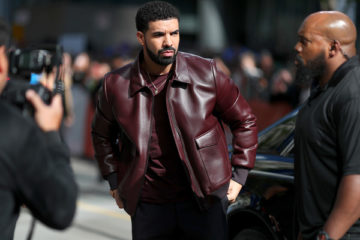 """Drake attends """"The Carter Effect"""" premiere during the 2017 Toronto International Film Festival at Princess of Wales Theatre on September 9, 2017 in Toronto, Canada."""