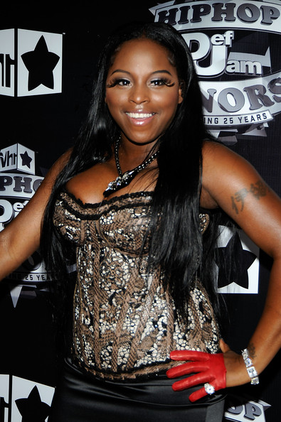 Foxy Brown attends the 2009 VH1 Hip Hop Honors at the Brooklyn Academy of Music on September 23, 2009 in the Brooklyn borough of New York City.