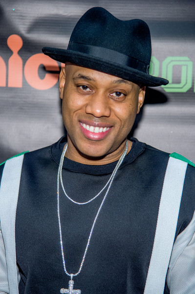 Mario Winans attends the Nickelodeon Sports Little Ballers Indiana Pre-Screening at Viacom Screening Room on February 15, 2017 in New York City.