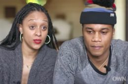 "Tia Mowry and Cory Hardrict on OWN's ""Black Love"""