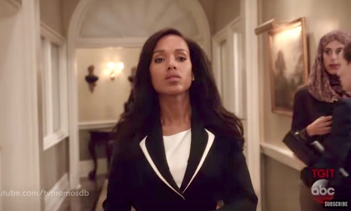 "Kerry Washington in ""Scandal"" (ABC)"