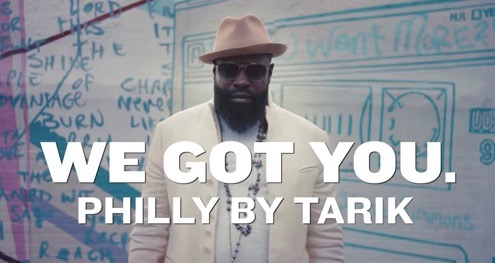 "Tarik ""Black Thought"" Trotter - Visit Philly"