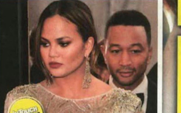 See Chrissy Teigen's Message To Marriage Trolls