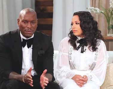 Tyrese and Samantha Gibson (Your World with Creflo)