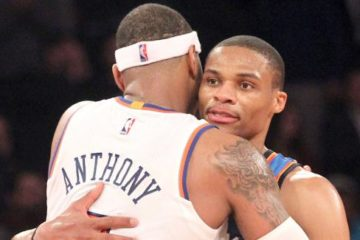 carmelo anthony & russell westbrook1