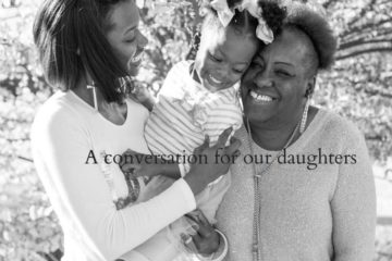 conversation to our daughters