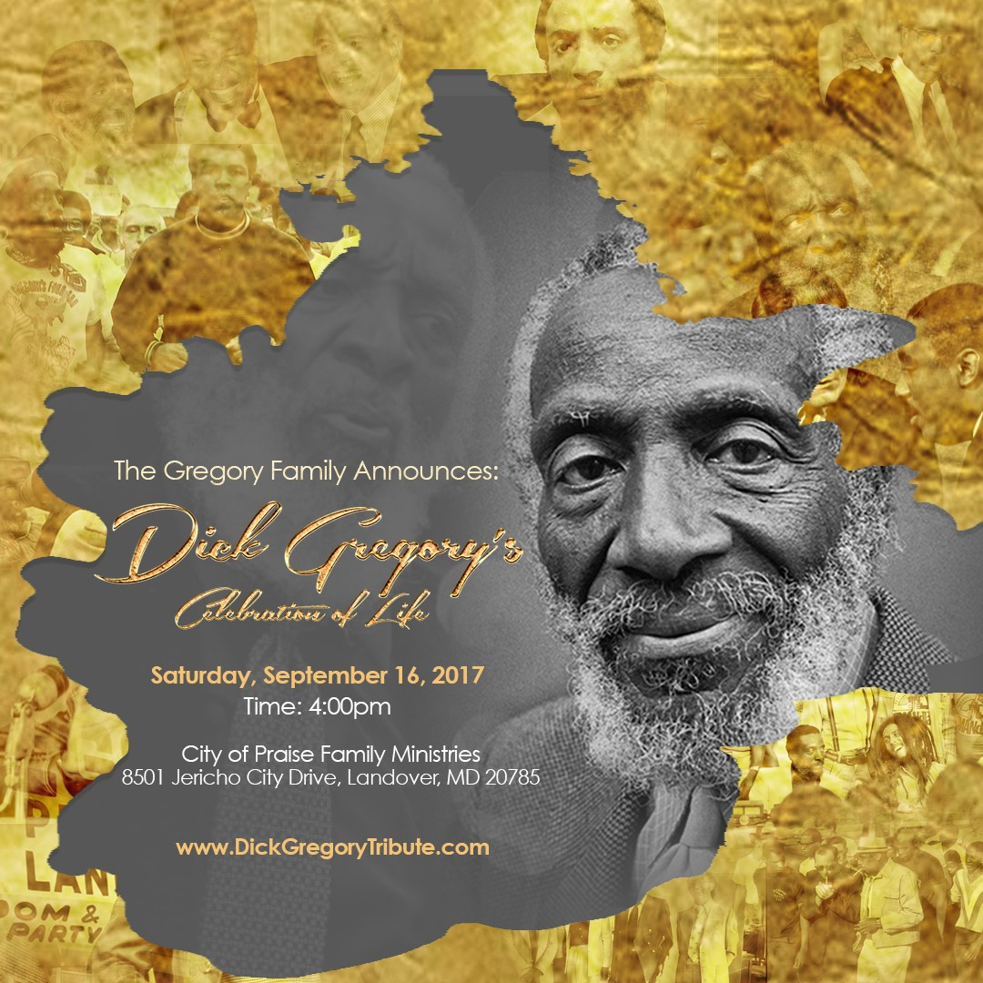 dick gregory tribute pic