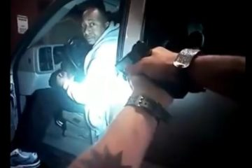 facebook - black man stopped by cops1