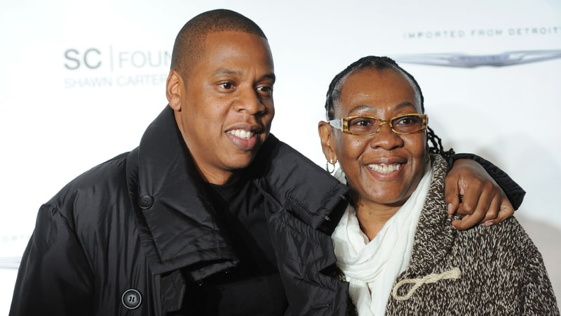 "Jay-Z's mother Gloria Carter discussed her decision to come out publicly on her son's '4:44' track, ""Smile."" Jamie McCarthy/Getty"