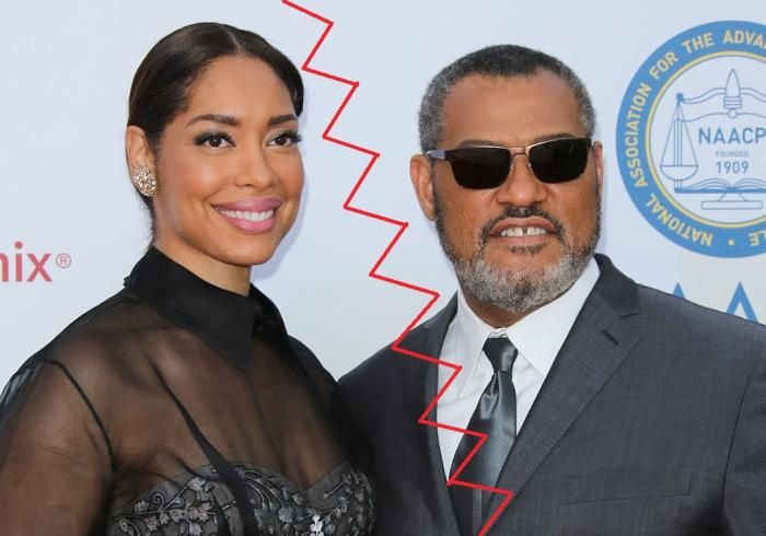 Laurence Fishburne And Gina Torres Officially Announce Split