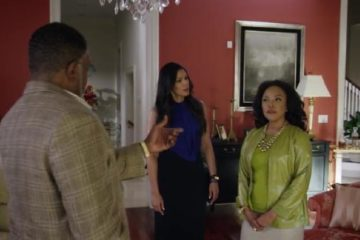 greenleaf scene