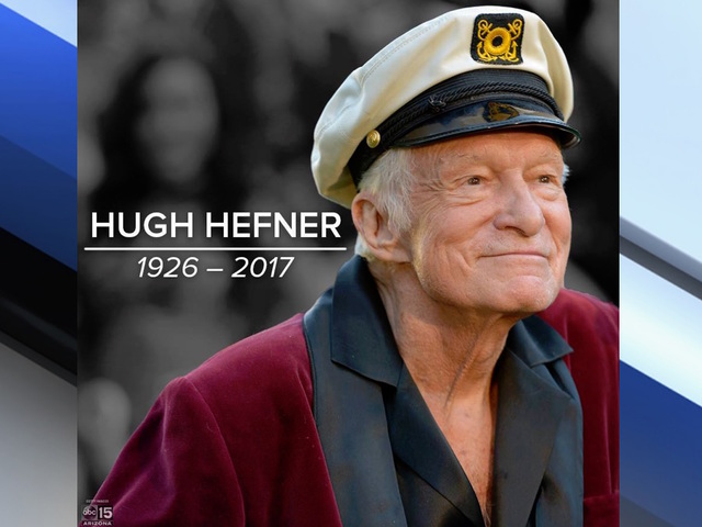 Hugh Hefner Made Plans to be Buried Next to Marilyn Monroe