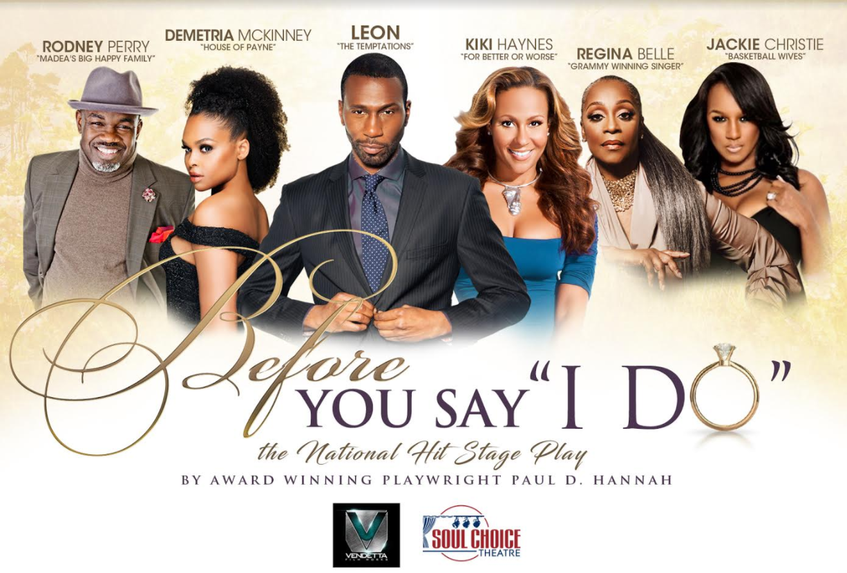 soul choice theater, play, stage tour, before you say i do