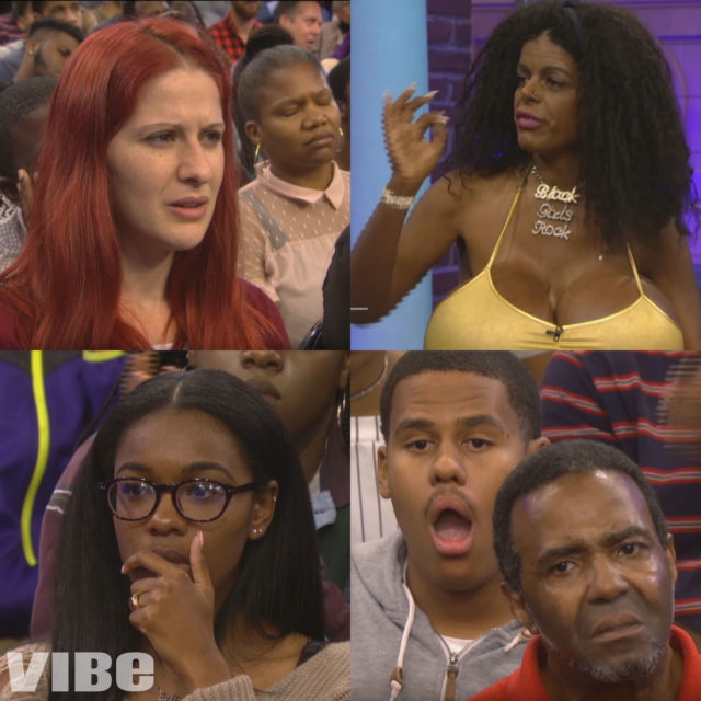 maury povich reactions