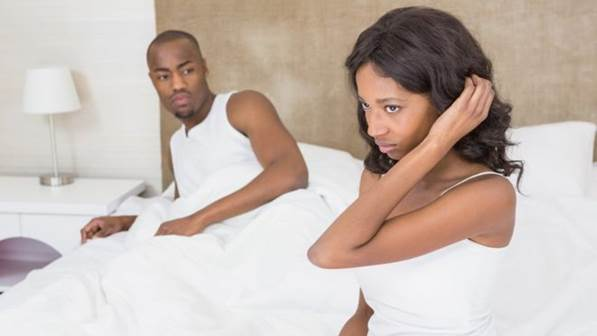 Women are more likely to lose interest in sex if they move in with their boyfriend, expert warns.