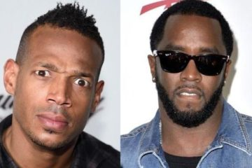 marlon wayans & sean diddy combs