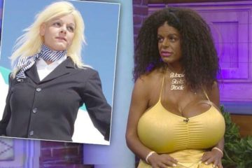martina big - before & after