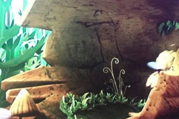 "Screenshot of ""Maya the Bee"" episode with apparent penis etching."