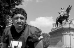 nick cannon - standforwhat - screenshot