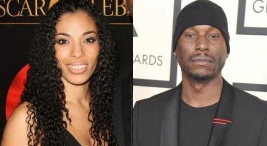norma mitchell-gibson & tyrese gibson