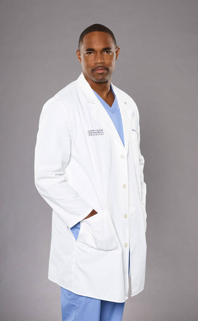 Jason George (Grey's Anatomy) - ABC
