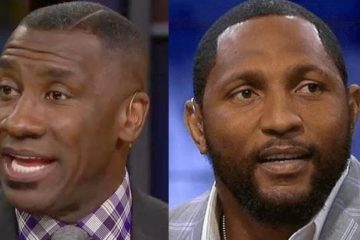 shannon sharpe & ray lewis