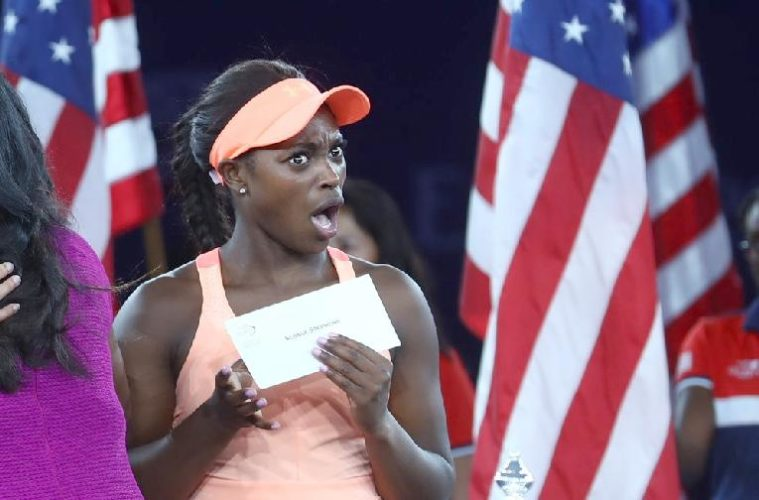 Injury fightback lifts gritty Stephens into US Open final