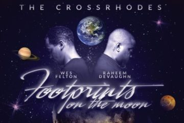 the crossroads - footprints on the moon1