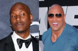tyrese & the rock