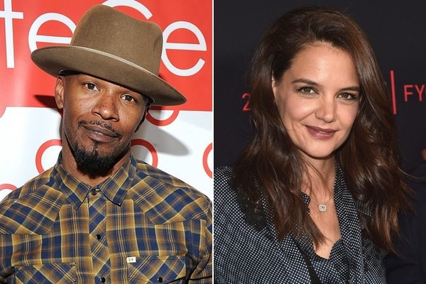 Katie Holmes & Jamie Foxx Have FINALLY Gone Public With Their Relationship!
