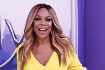 wendy williams - yellow dress1