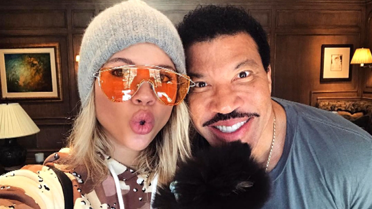Lionel richie scared to death of daughter sofias relationship sofia and lionel richie instagram m4hsunfo