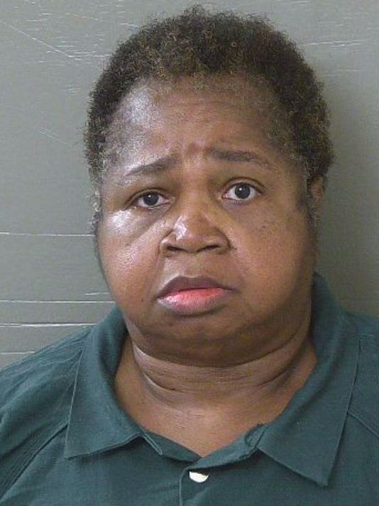 Veronica Green Posey ESCAMBIA COUNTY JAIL