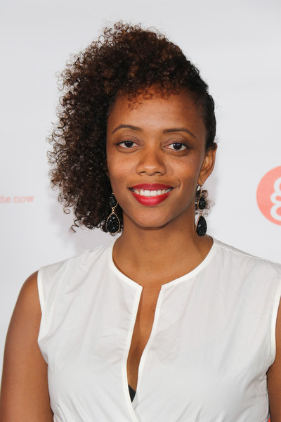 Angela Flournoy, Author of The Turner House attends Girls Write Now Awards on May 17, 2016 in New York City.